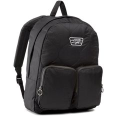 Plecak VANS - Long Haul Backpack VN0A4S6XBLK1  Black
