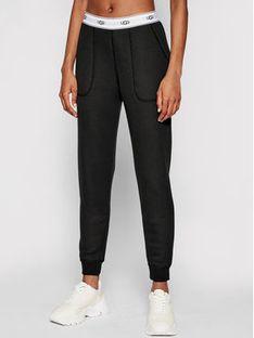 Ugg Spodnie dresowe Catchy 1104852 Czarny Relaxed Fit