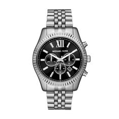 Zegarek MICHAEL KORS - Lexington MK8602 Silver/Silver