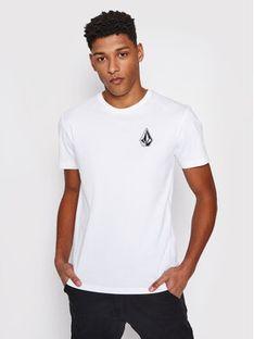 Volcom T-Shirt C. Vivary Fa A5212106 Biały Regular Fit