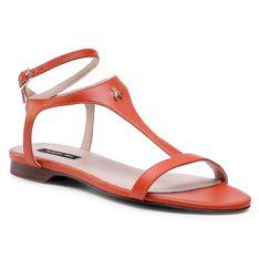Sandały PATRIZIA PEPE - 2VA250/A3KW-R720 Coral