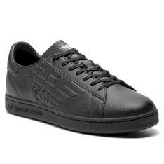 Sneakersy EA7 EMPORIO ARMANI - X8X001 XCC51 A083 Triple Black