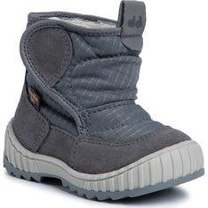 Buty zimowe dziecięce Froddo na rzepy