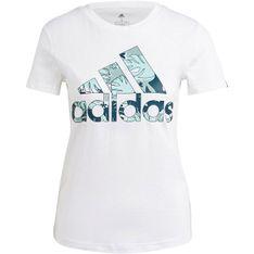 Koszulka damska Tropical Graphic Tee Adidas