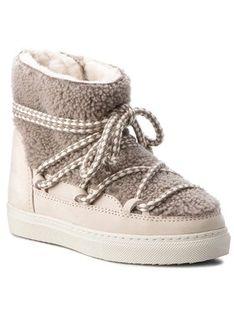 Inuikii Buty Sneaker 60202-6 Szary