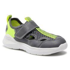 Sneakersy SUPERFIT - 1-000311-2000 M  Grau/Gelb