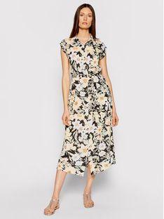 Billabong Sukienka letnia Little Flirt W3DR03 BIP1 Kolorowy Regular Fit