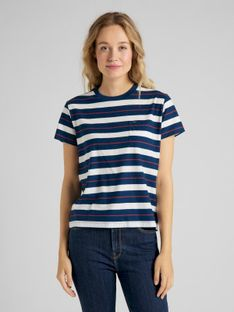 """Lee """"Relaxed Pocket Tee"""""""