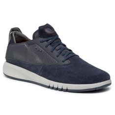 Sneakersy GEOX - U Aerantis A U927FA 02243 C4064 Navy