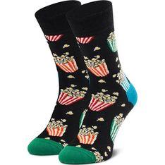 Skarpetki damskie Happy Socks bawełniane w abstrakcyjnym wzorze