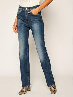 Pinko Jeansy Regular Fit Futura Straight AL 20-21 PDEN2 1J10K4 Y6KC Granatowy Regular Fit