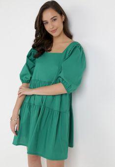 Zielona Sukienka Berinesha