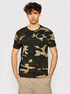 Alpha Industries T-Shirt Basic Small Logo 188505C Kolorowy Regular Fit