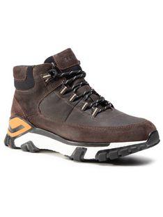 Lloyd Sneakersy Bond 20-537-51 Brązowy