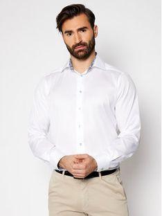 Eton Koszula 100003059 Biały Regular Fit