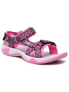 CMP Sandały Kids Hamal Hiking Sandal 38Q9954J Różowy