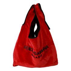 Velvet Logo Shopping Market Handbag Tote Bag