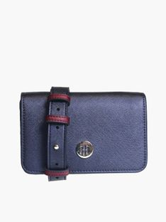 "Tommy Hilfiger ""Honey Belt Bag"" Blue"