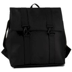 Plecak RAINS - Msn Bag 1213 Black 01