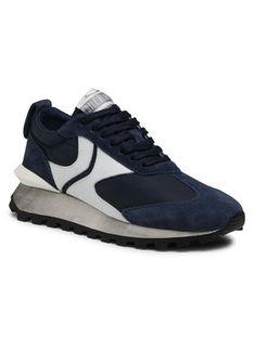 Voile Blanche Sneakersy Qwark Man 0012015856.03.0C01 Granatowy