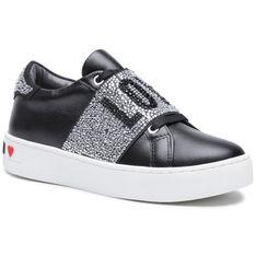 Sneakersy LOVE MOSCHINO - JA15103G1CIA0000 Nero