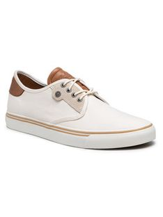 Lloyd Sneakersy Eldon 11-403-11 Beżowy