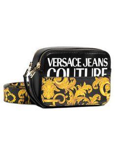 Versace Jeans Couture Torebka E1VWABG4 Czarny