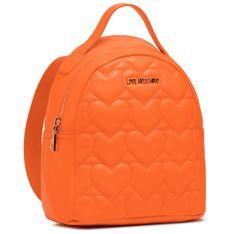 Plecak LOVE MOSCHINO - JC4249PP0CKG0450 Arancio
