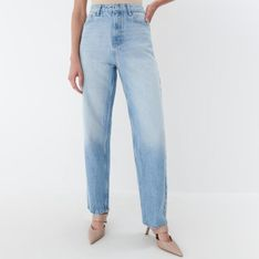 Mohito - Jeansy relaxed fit - Niebieski
