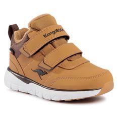 Sneakersy KANGAROOS - K-Ts Bran V Rtx 18620 000 3022 Tan/Dk Brown