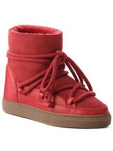 Inuikii Buty Sneaker Classic 70202-5 Czerwony