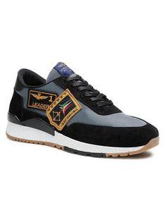 Aeronautica Militare Sneakersy Sneakers 211SC200CT2860 Czarny