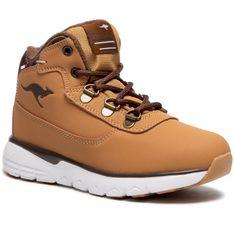 Sneakersy KANGAROOS -  K-Ts Koro Rtx 18621 000 3024 S Tan/Brown