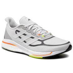 Buty adidas - Supernova + M FX6651 Dshgry/Ftwwht/Scrora