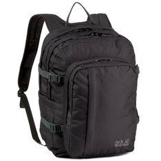 Plecak JACK WOLFSKIN - Berkeley 2530001-6032 Dark Steel