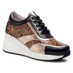 Sneakersy GOE - GG2N3044 Black