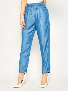Marella Spodnie materiałowe Cosimo 31810505 Niebieski Regular Fit
