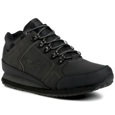 Sneakersy SPRANDI - MP07-15688-01A Black