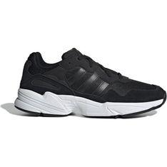 Buty sportowe męskie Adidas z zamszu