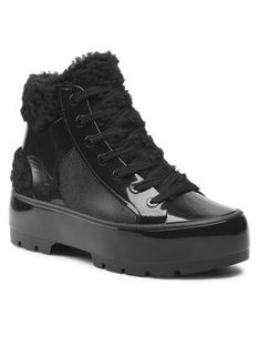 Melissa Botki Fluffy Sneaker Ad 33318 Czarny