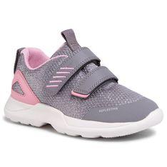 Sneakersy SUPERFIT - 6-09207-26 D Hellgrau/Rosa
