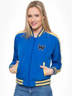 "Wrangler ""Bomber"" B&Y Nautical Blue"