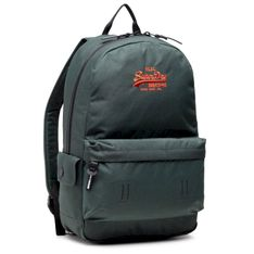 Plecak SUPERDRY - Vintage Logo Montana M9110029A Deep Forest