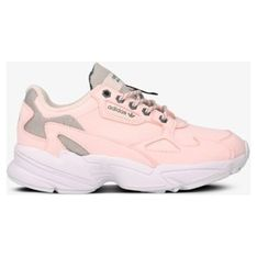 Buty sportowe damskie różowe Adidas sneakersy bez wzorów