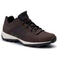 Buty adidas - Daroga Plus Lea B27270 Brown/Cblack/Sbrown