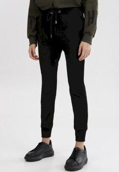 Czarne Spodnie Peilophi