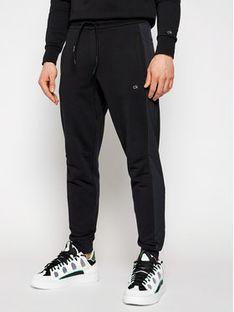 Calvin Klein Spodnie dresowe Elevated K10K106467 Czarny Regular Fit