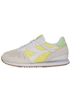Diadora - Sneakersy niskie - biały