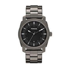 Zegarek FOSSIL - Machine FS4774IE Silver/Grey