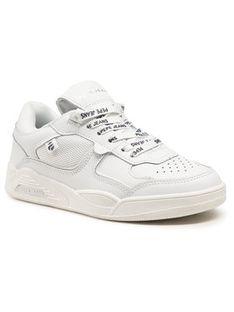 Pepe Jeans Sneakersy Kurt White PBS30437 Biały